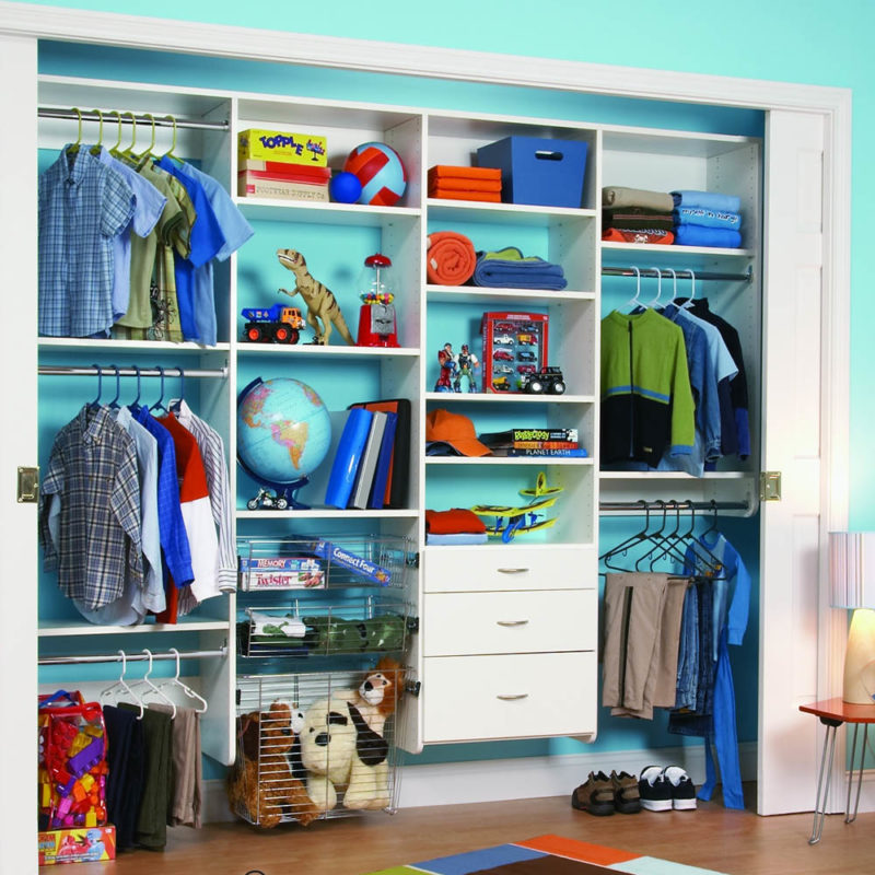 Childrens closet organization Diy Childrens Closets Deluxe Organizers Home Organization Services Nyc Professional Organizers In New York