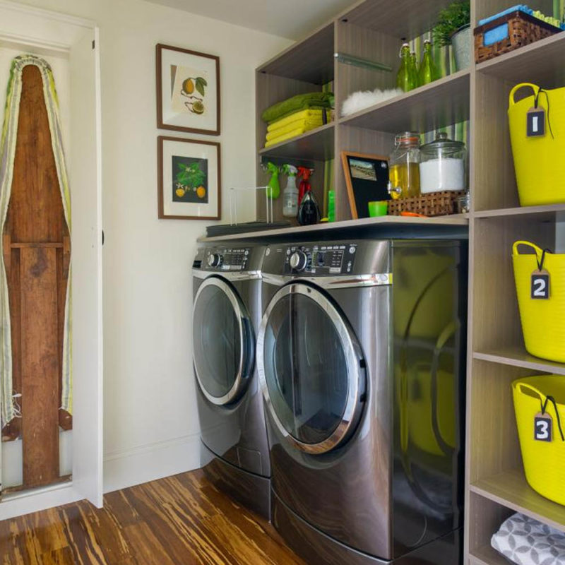 Get All The Perks Of Functional Laundry Storage With None Of The Hassle And  Free Consultation From Deluxe Organizers. Our Creative Solutions Extend To  A ...